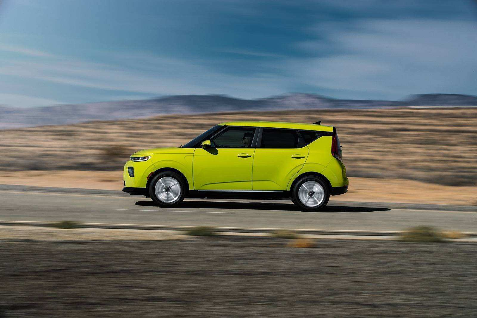 42 Gallery of Kia Soul Ev 2020 First Drive for Kia Soul Ev 2020
