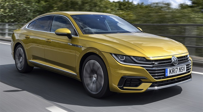 42 Gallery of VW 2020 Arteon Speed Test by VW 2020 Arteon