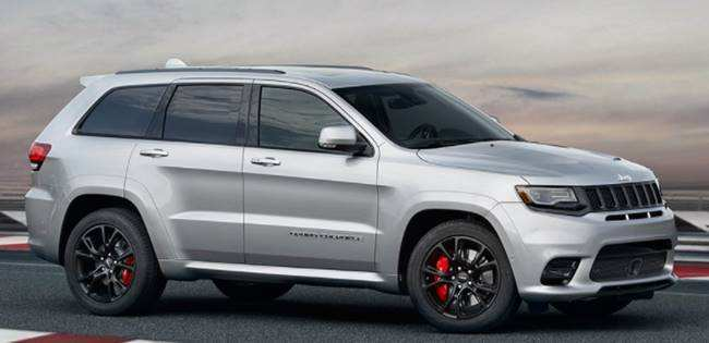 42 Great 2020 Jeep Grand Cherokee Srt8 Review with 2020 Jeep Grand Cherokee Srt8