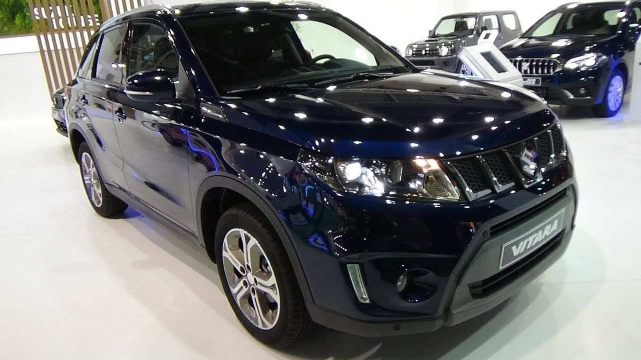 42 Great 2020 Suzuki Grand Vitara Preview Picture with 2020 Suzuki Grand Vitara Preview