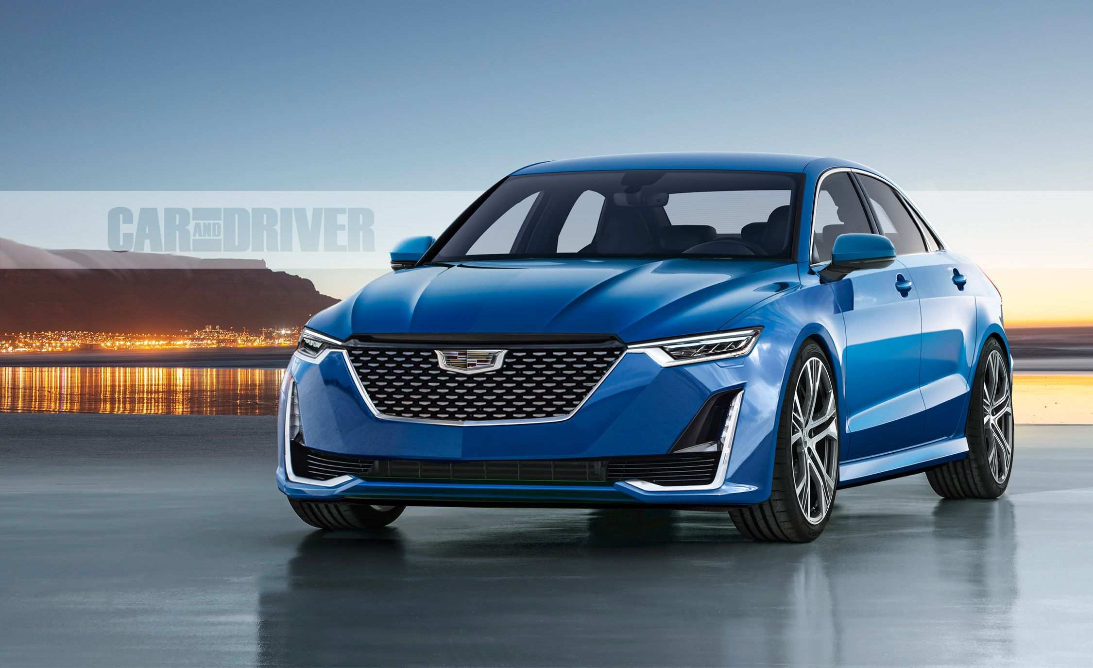 42 New 2020 Cadillac CT6 Images for 2020 Cadillac CT6