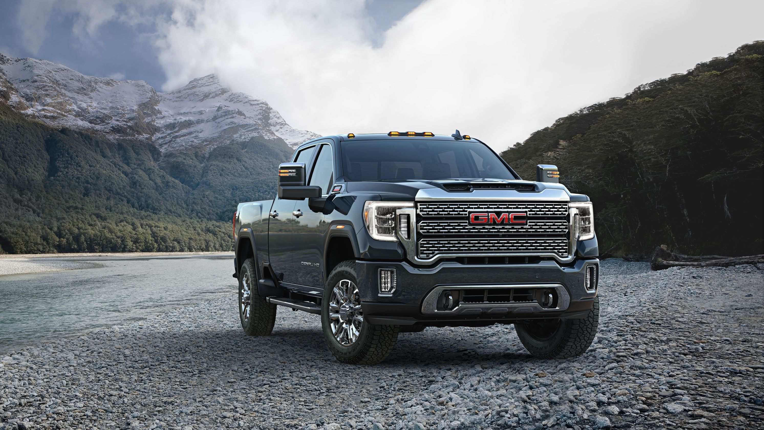 42 New 2020 GMC Sierra Model for 2020 GMC Sierra