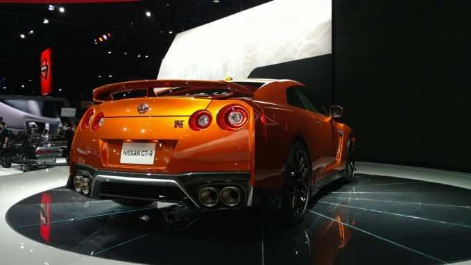 42 New 2020 Nissan GT R Images with 2020 Nissan GT R