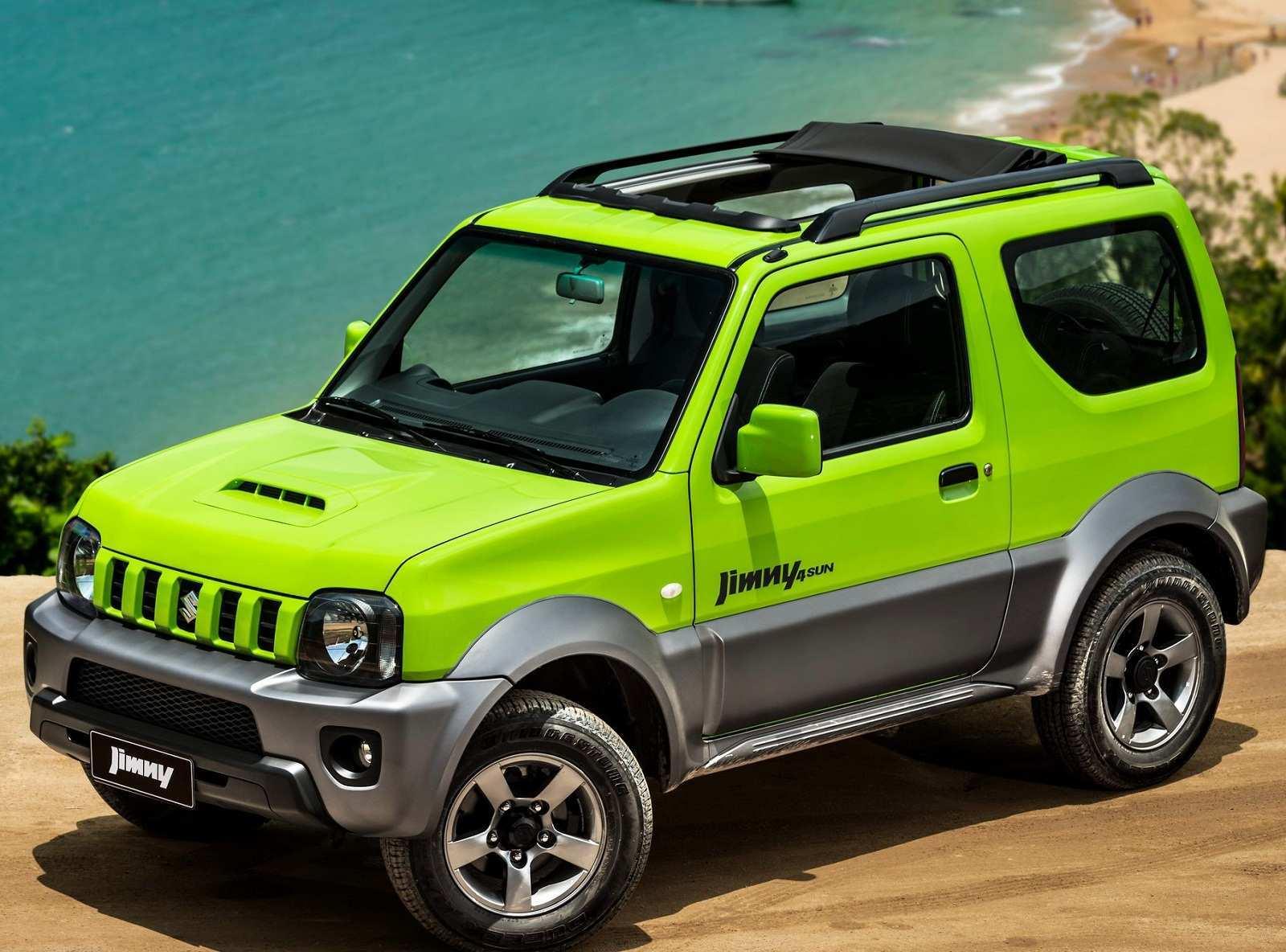 42 New 2020 Suzuki Jimny 2018 History by 2020 Suzuki Jimny 2018