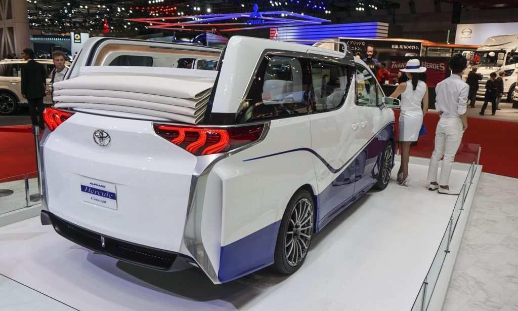 42 New 2020 Toyota Alphard 2018 Reviews with 2020 Toyota Alphard 2018