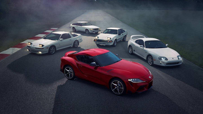 42 New 2020 Toyota Supra Spesification by 2020 Toyota Supra