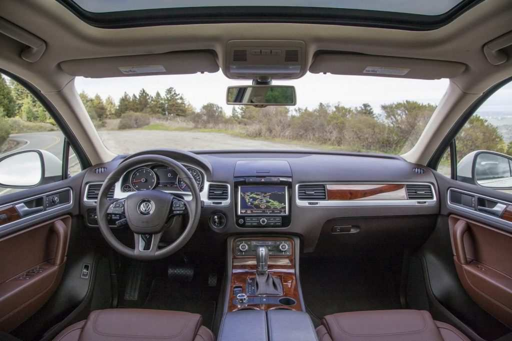 42 New 2020 Volkswagen Touareg Price and Review by 2020 Volkswagen Touareg