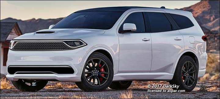 42 The 2020 Dodge Durango Srt Review with 2020 Dodge Durango Srt
