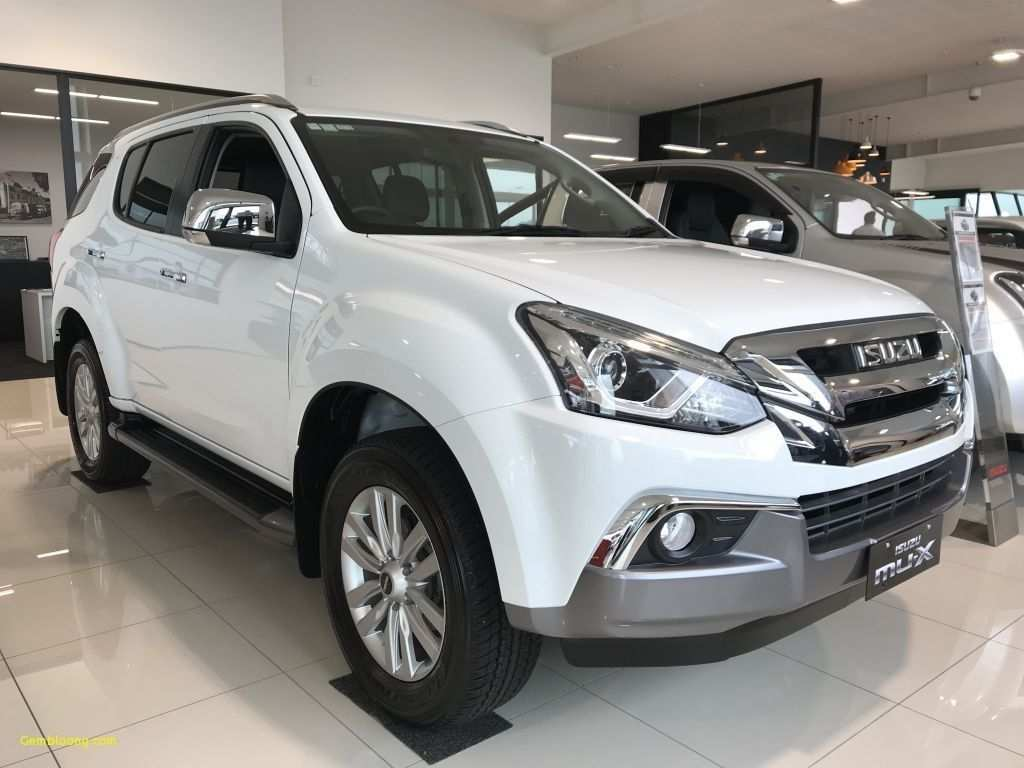42 The 2020 Isuzu MU X Price and Review for 2020 Isuzu MU X