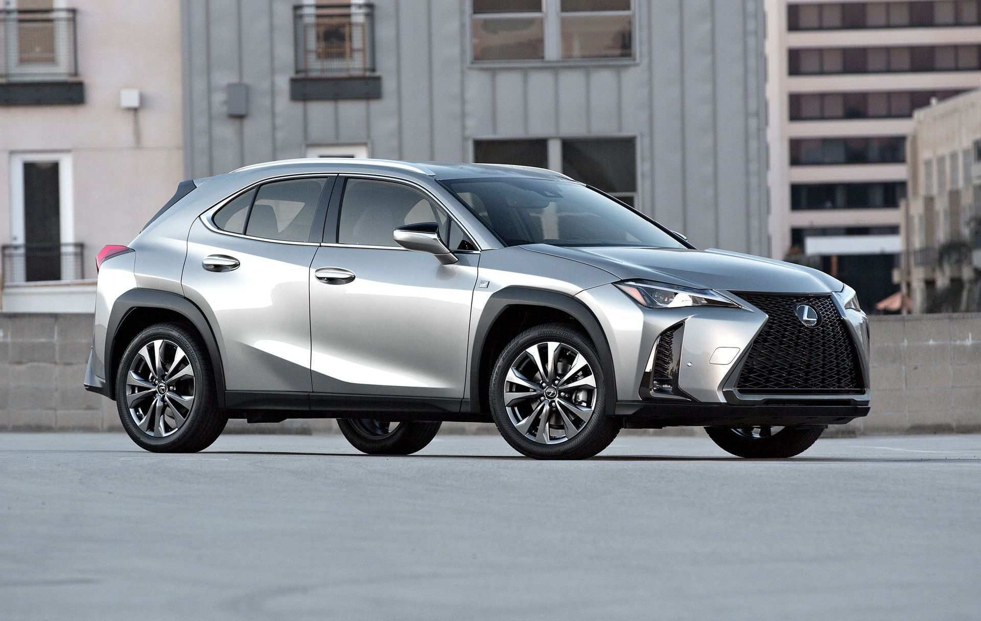 42 The 2020 Lexus Ux Exterior Pictures for 2020 Lexus Ux Exterior