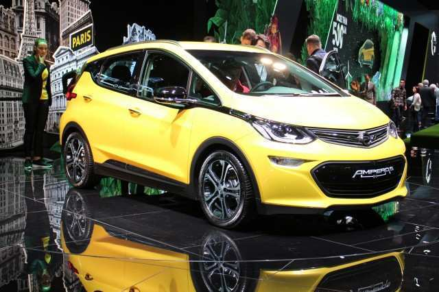 42 The 2020 Opel Ampera 2018 Interior with 2020 Opel Ampera 2018