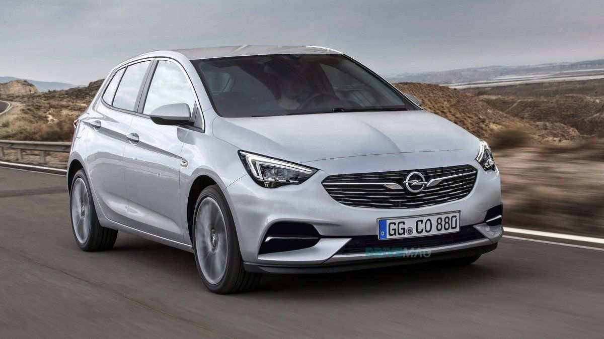 42 The 2020 Opel Corsa Picture by 2020 Opel Corsa