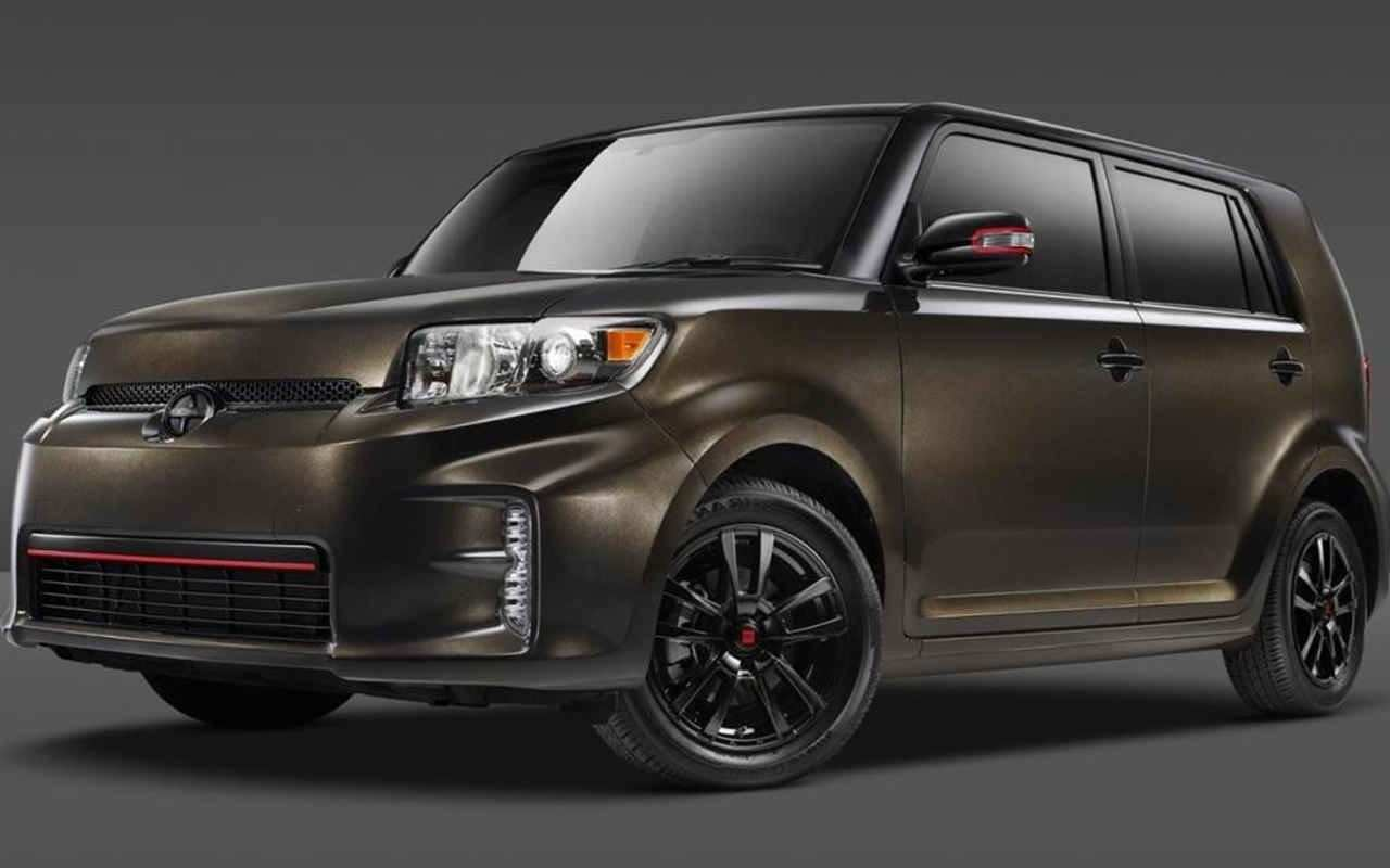 2020 Scion XB Concept