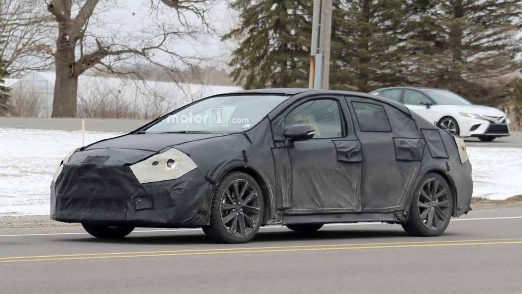 42 The 2020 Spy Shots Toyota Prius Exterior by 2020 Spy Shots Toyota Prius