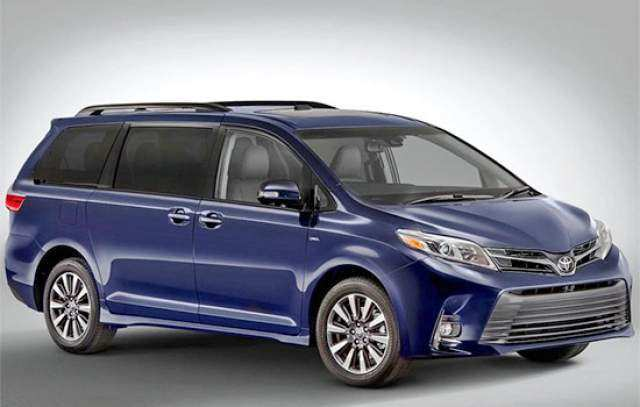 42 The 2020 Toyota Sienna Style for 2020 Toyota Sienna