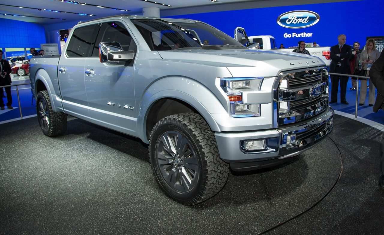 43 All New 2020 Ford Atlas Engine Specs with 2020 Ford Atlas Engine