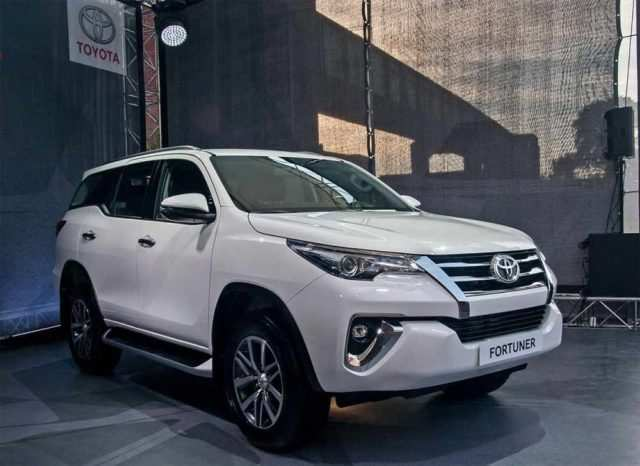 43 All New 2020 Toyota Fortuner Research New for 2020 Toyota Fortuner