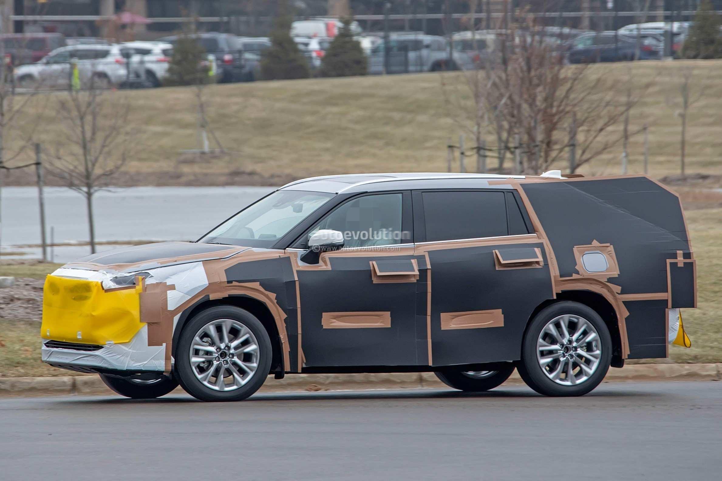 43 All New 2020 Toyota Highlander Rumors for 2020 Toyota Highlander