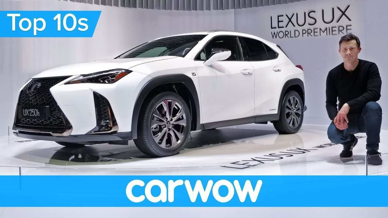 43 All New Lexus 2020 Suv Ux Pictures for Lexus 2020 Suv Ux