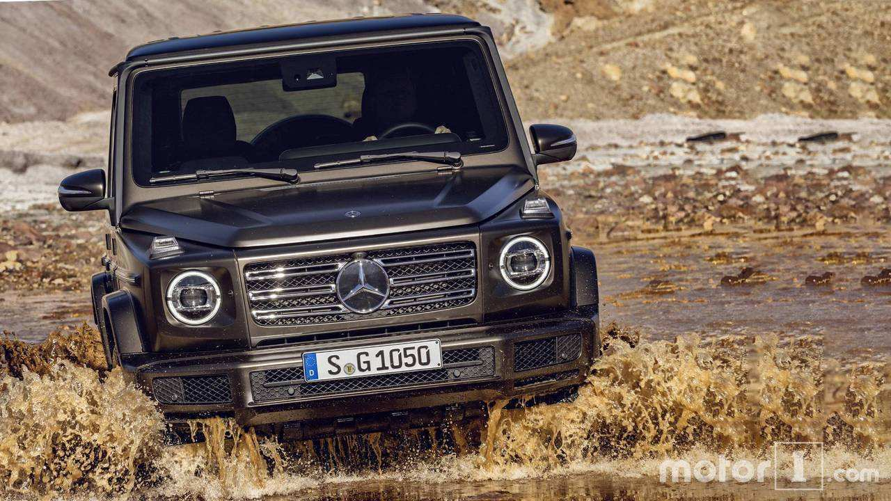43 Best Review 2020 Mercedes G Wagon Spy Shoot for 2020 Mercedes G Wagon