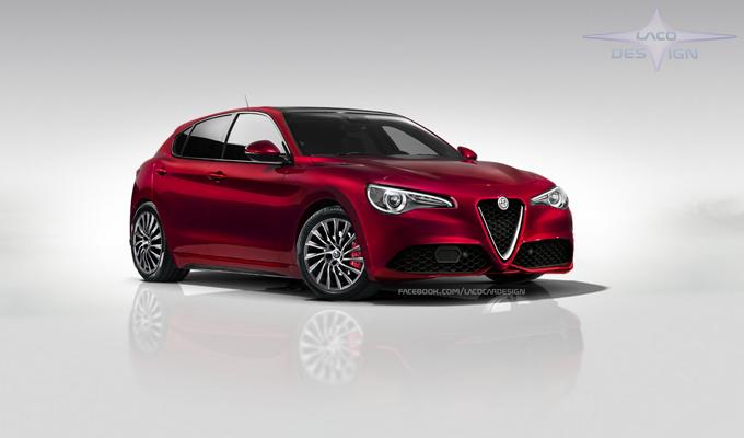 43 Concept of 2020 Alfa Romeo Giulietta 2018 Spy Shoot by 2020 Alfa Romeo Giulietta 2018