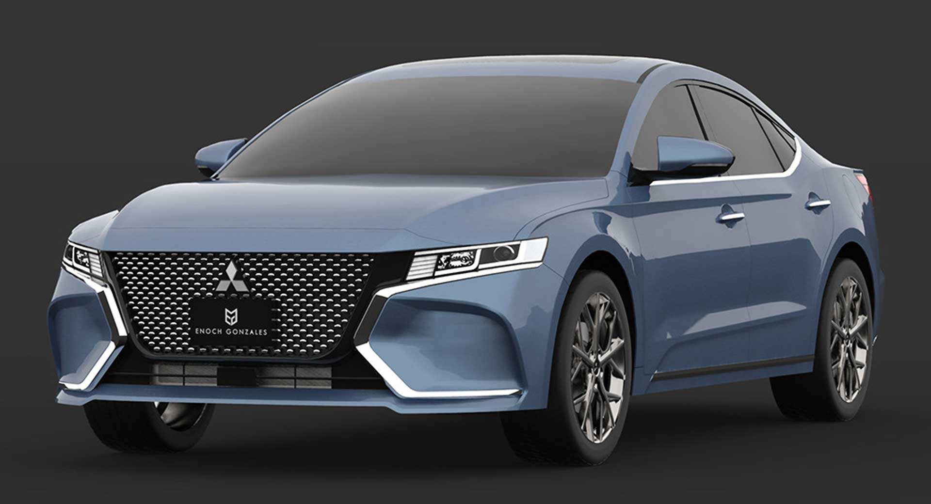43 Concept of 2020 Mitsubishi Galant Performance and New Engine by 2020 Mitsubishi Galant