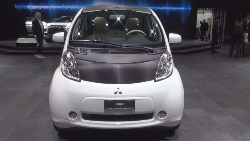 43 Concept of 2020 Mitsubishi I MIEV New Review with 2020 Mitsubishi I MIEV
