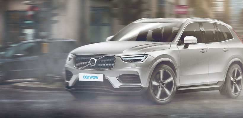 43 Concept of 2020 Volvo XC60 Style by 2020 Volvo XC60