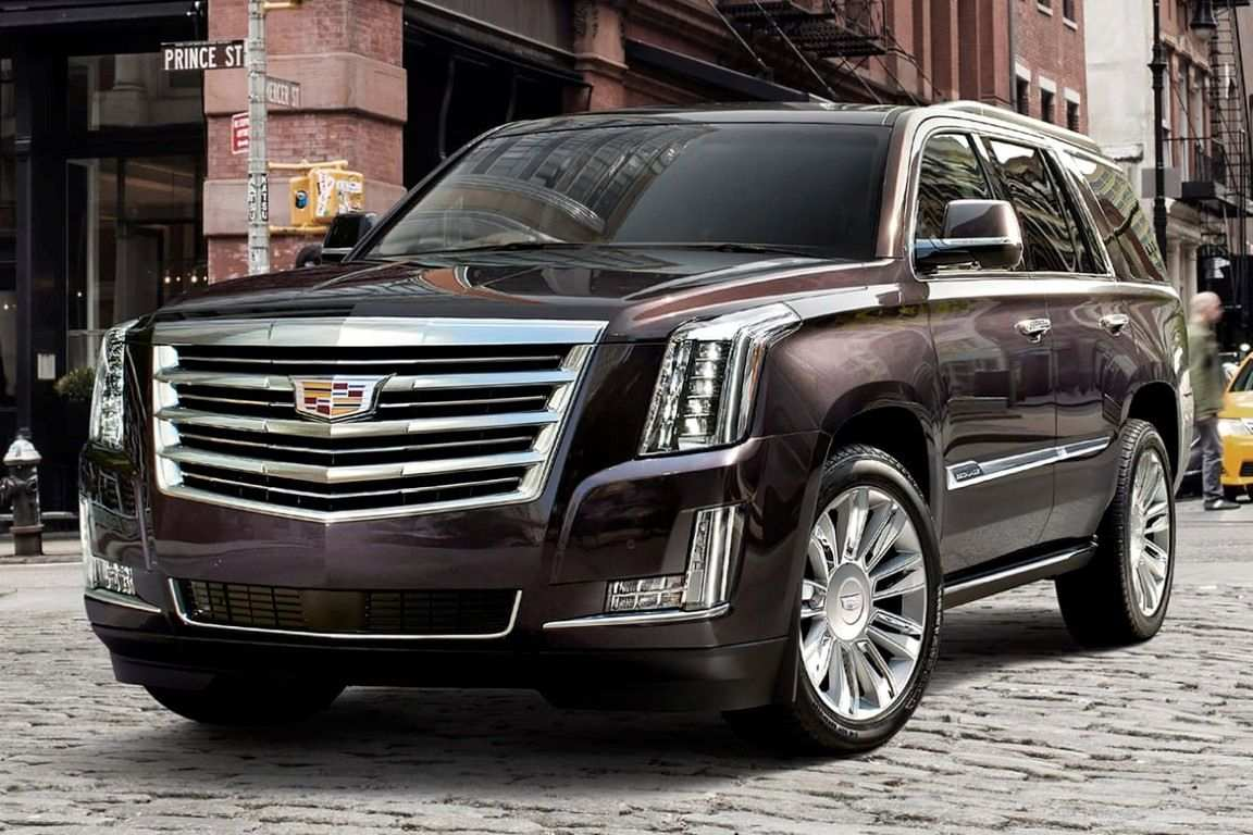 43 Gallery of 2020 Cadillac Escalade Vsport Specs and Review for 2020 Cadillac Escalade Vsport