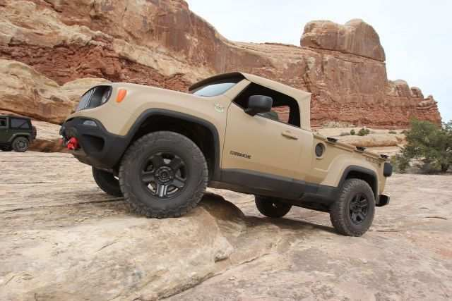 43 Gallery of 2020 Jeep Comanche Exterior and Interior with 2020 Jeep Comanche