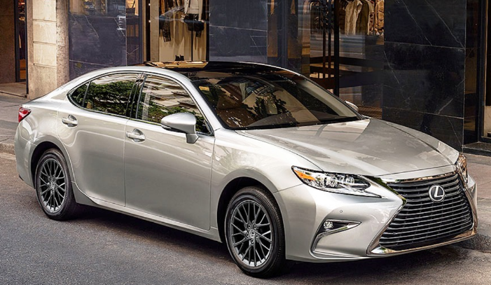 43 Gallery of 2020 Lexus ES 350 Spesification by 2020 Lexus ES 350