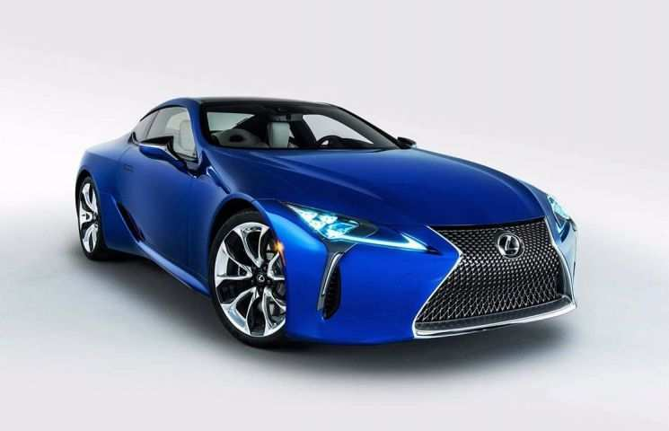 43 Gallery of 2020 Lexus LF LC Release Date with 2020 Lexus LF LC