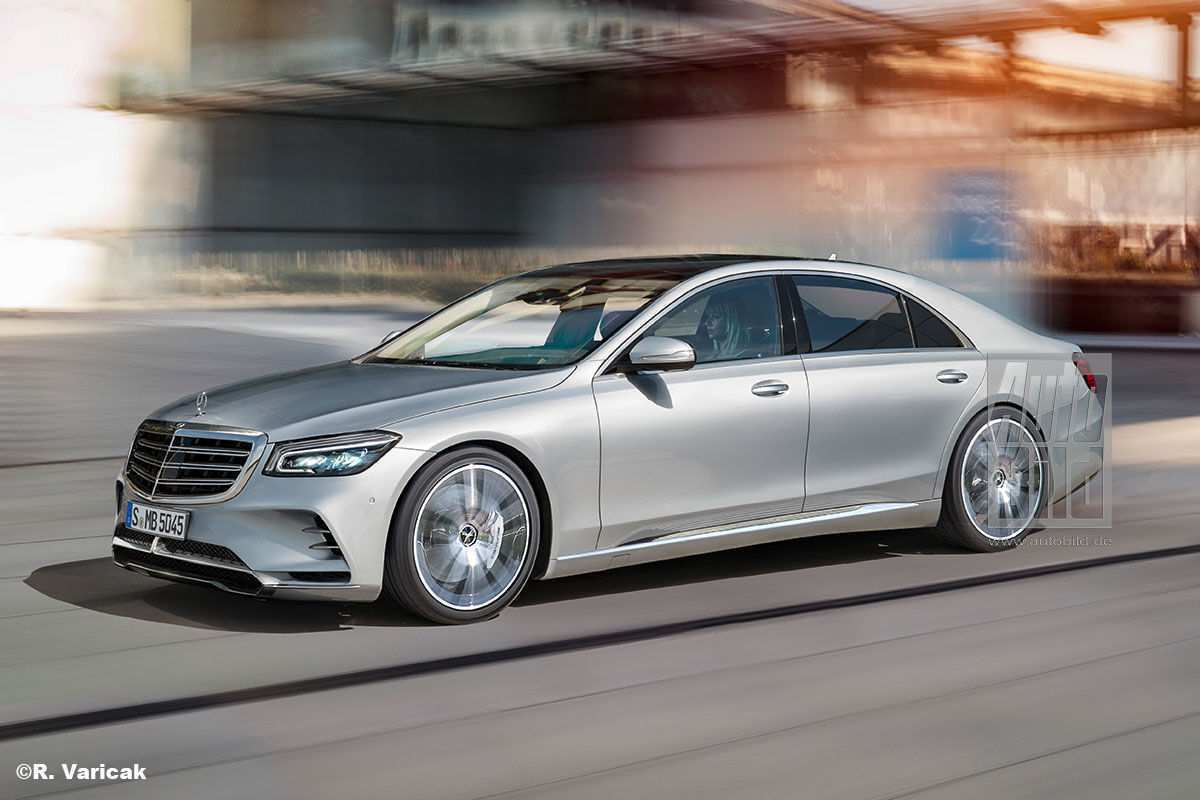 43 Gallery of 2020 Mercedes Benz S Class Spy Shoot by 2020 Mercedes Benz S Class