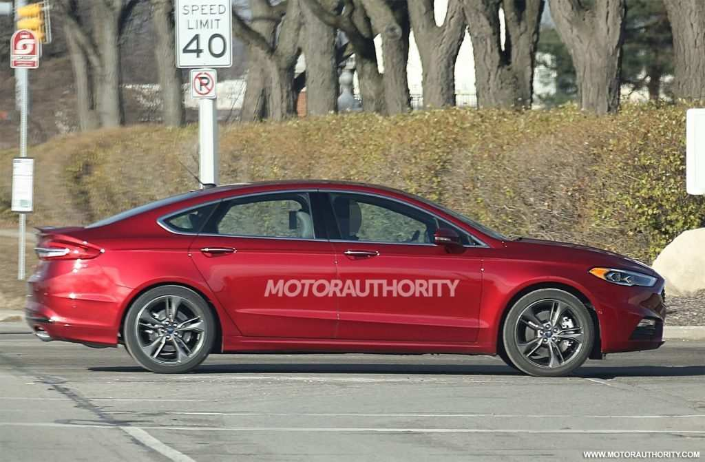 43 Gallery of 2020 The Spy Shots Ford Fusion Spy Shoot with 2020 The Spy Shots Ford Fusion