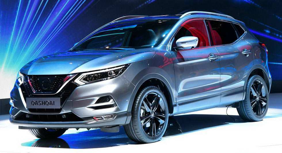 43 Great 2020 Nissan Qashqai 2018 Price and Review for 2020 Nissan Qashqai 2018