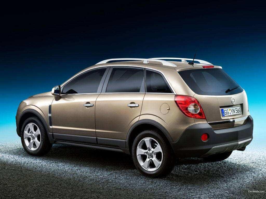43 Great 2020 Opel Antara 2020 Images with 2020 Opel Antara 2020