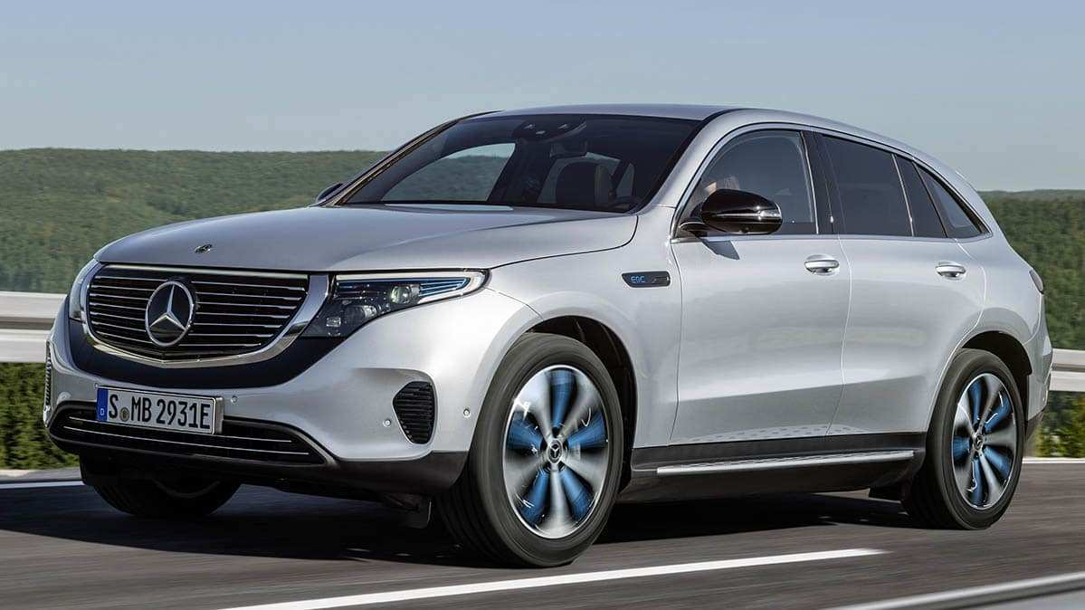 43 Great Mercedes Eqc 2020 Redesign and Concept by Mercedes Eqc 2020