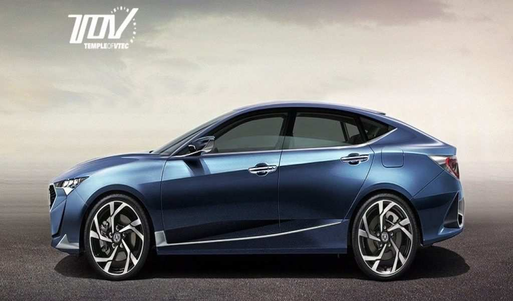 43 New 2020 Acura ILX Exterior for 2020 Acura ILX