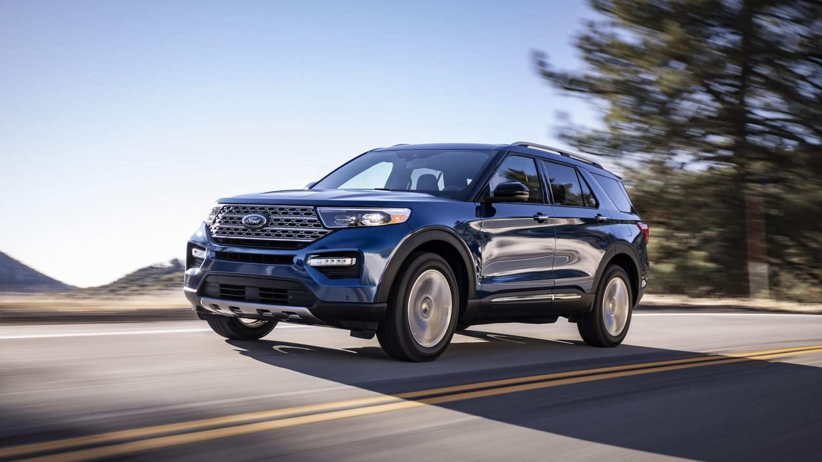 43 New 2020 Ford Explorer Sports Redesign and Concept by 2020 Ford Explorer Sports