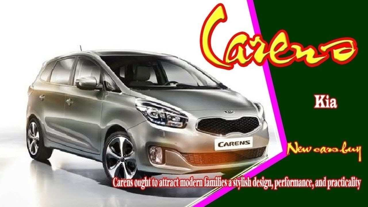 2020 Kia Carens Egypt Price and Release date