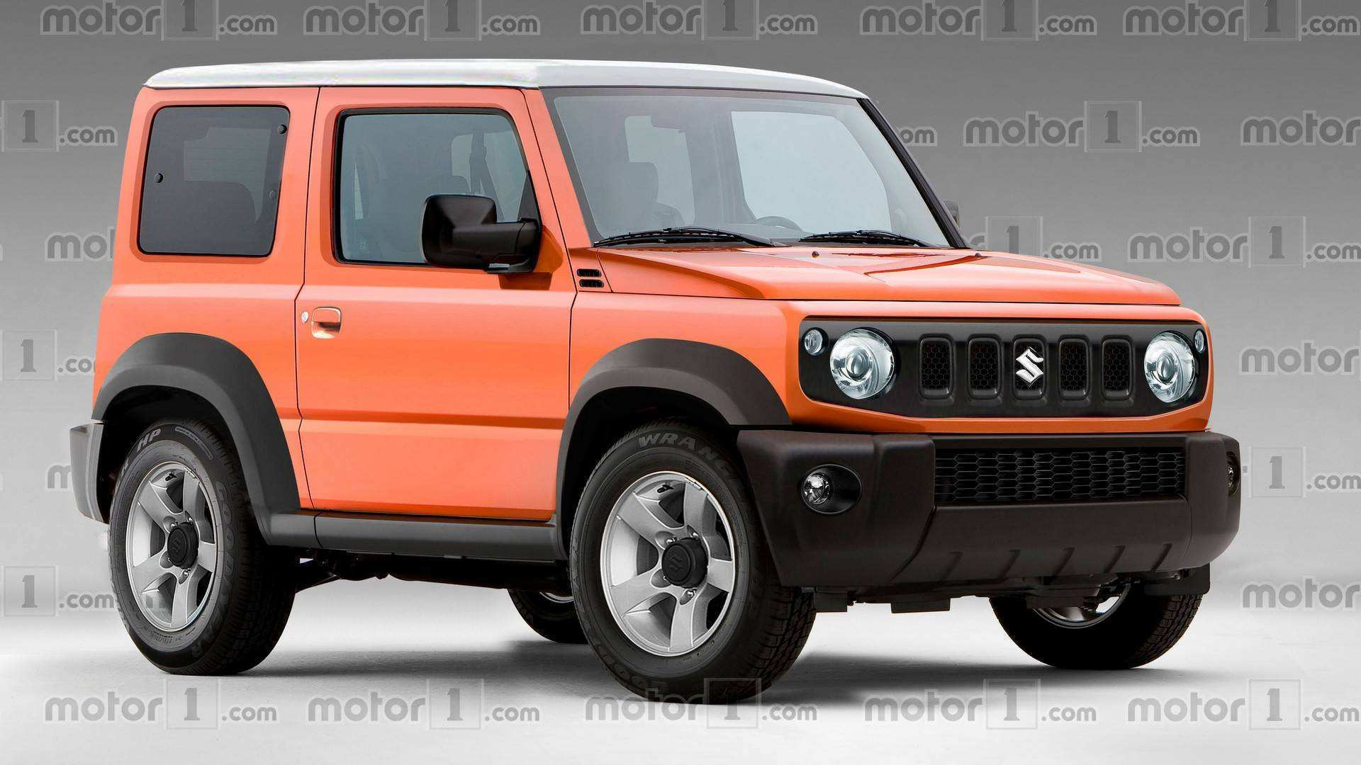 43 New Suzuki Jimny 2020 Model Engine by Suzuki Jimny 2020 Model