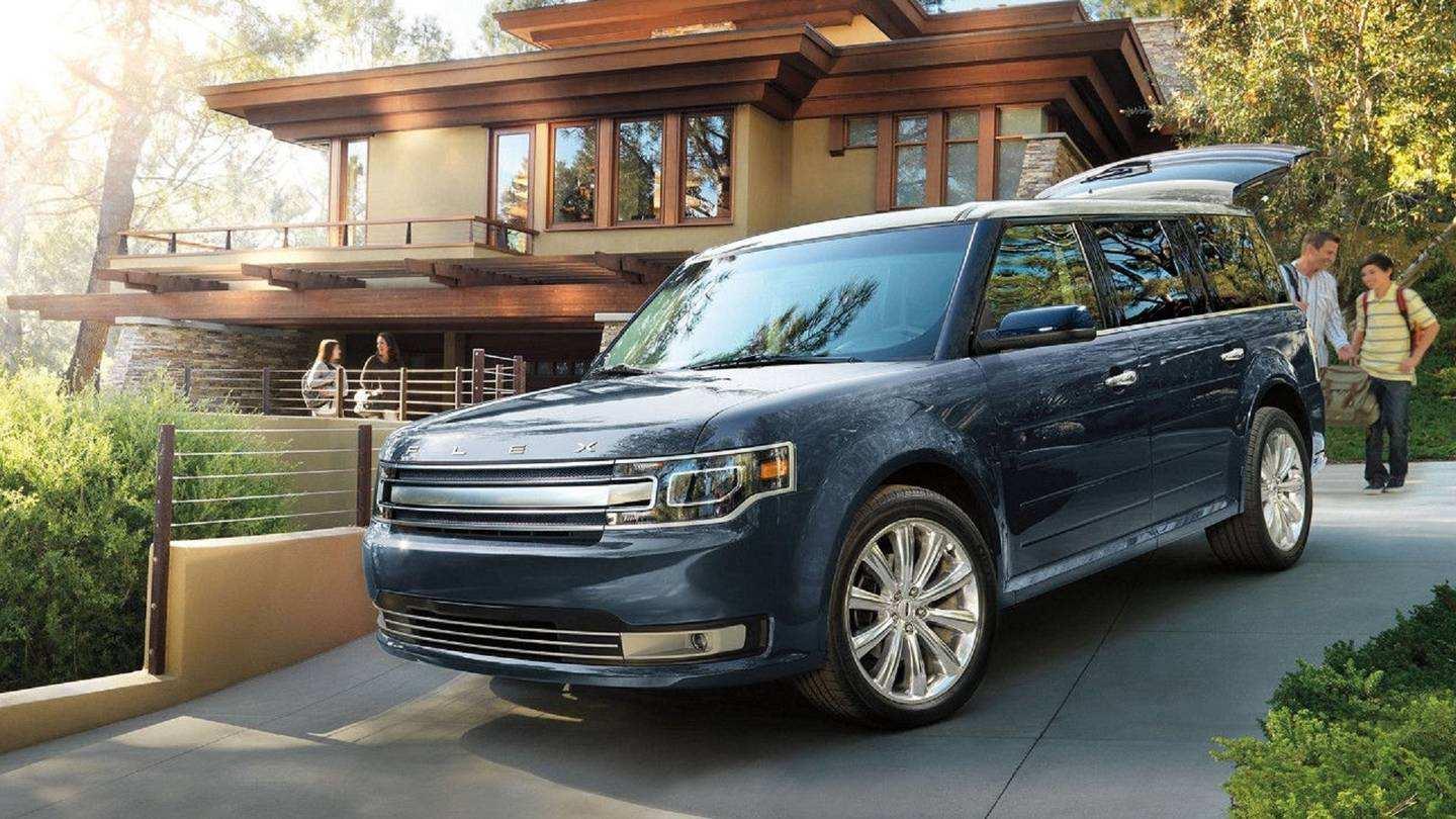 43 The 2020 Ford Flex Spy Shoot with 2020 Ford Flex