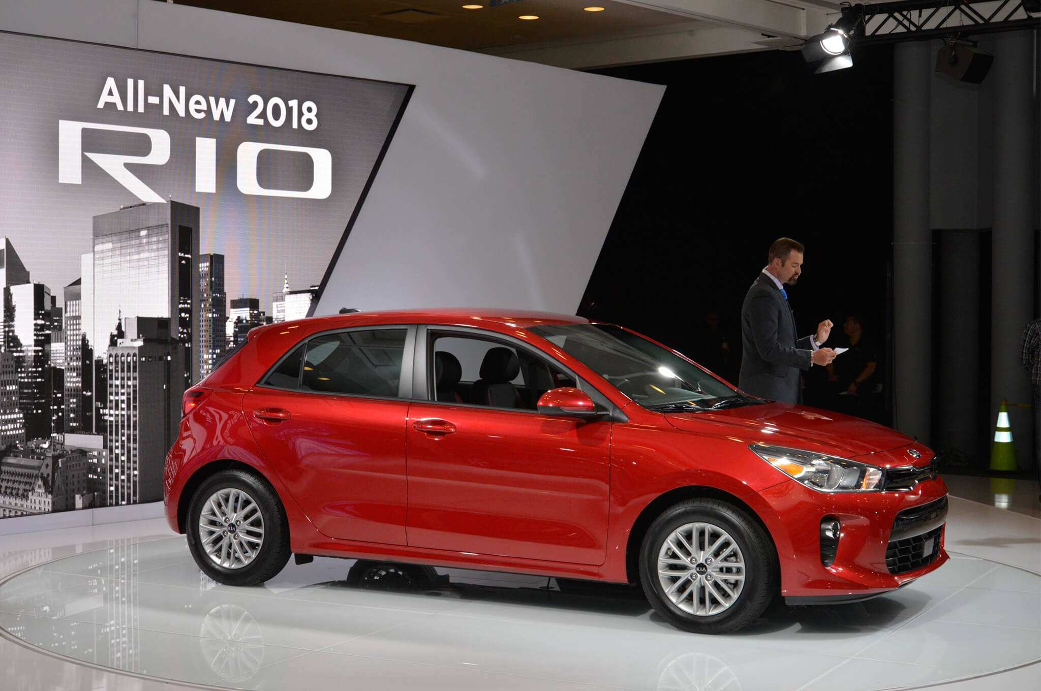 43 The 2020 Kia Rio Configurations with 2020 Kia Rio