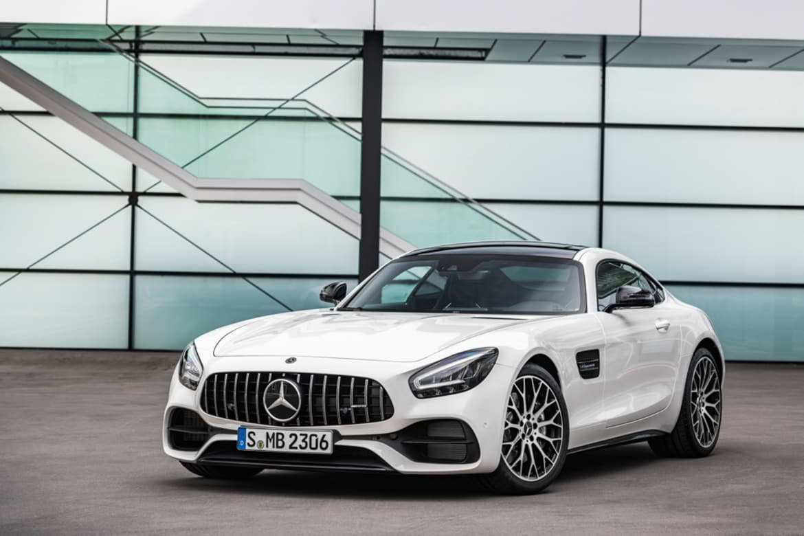 43 The 2020 Mercedes AMG GT Overview for 2020 Mercedes AMG GT