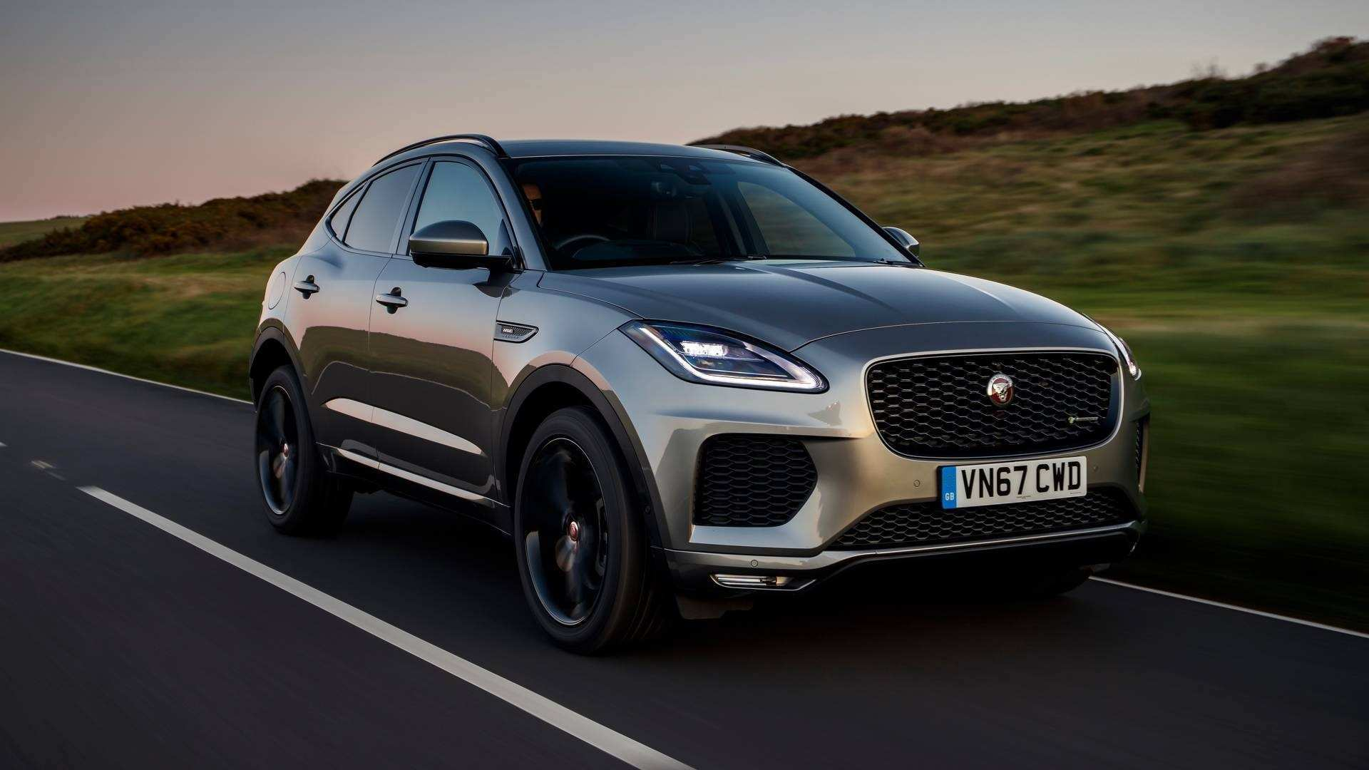 43 The Jaguar E Pace 2020 Exterior and Interior by Jaguar E Pace 2020