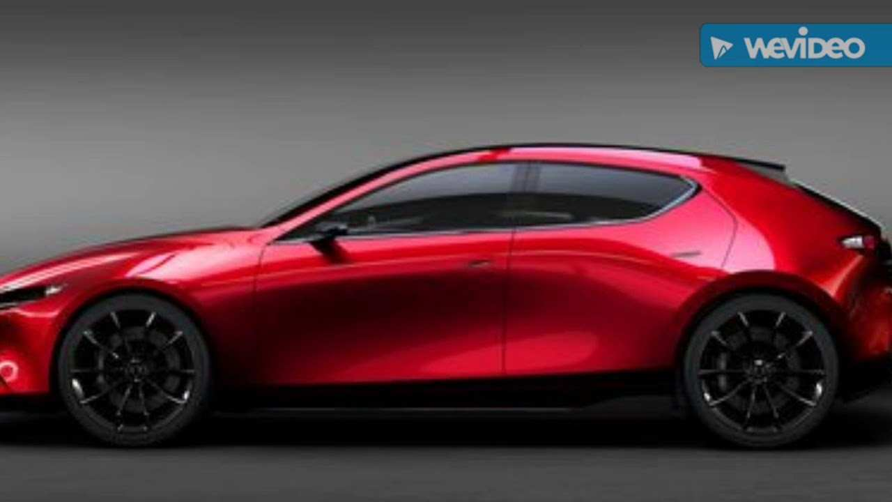 43 The Mazda 3 Gt 2020 Concept for Mazda 3 Gt 2020