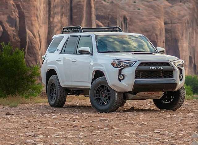 43 The Toyota New 4Runner 2020 Redesign with Toyota New 4Runner 2020
