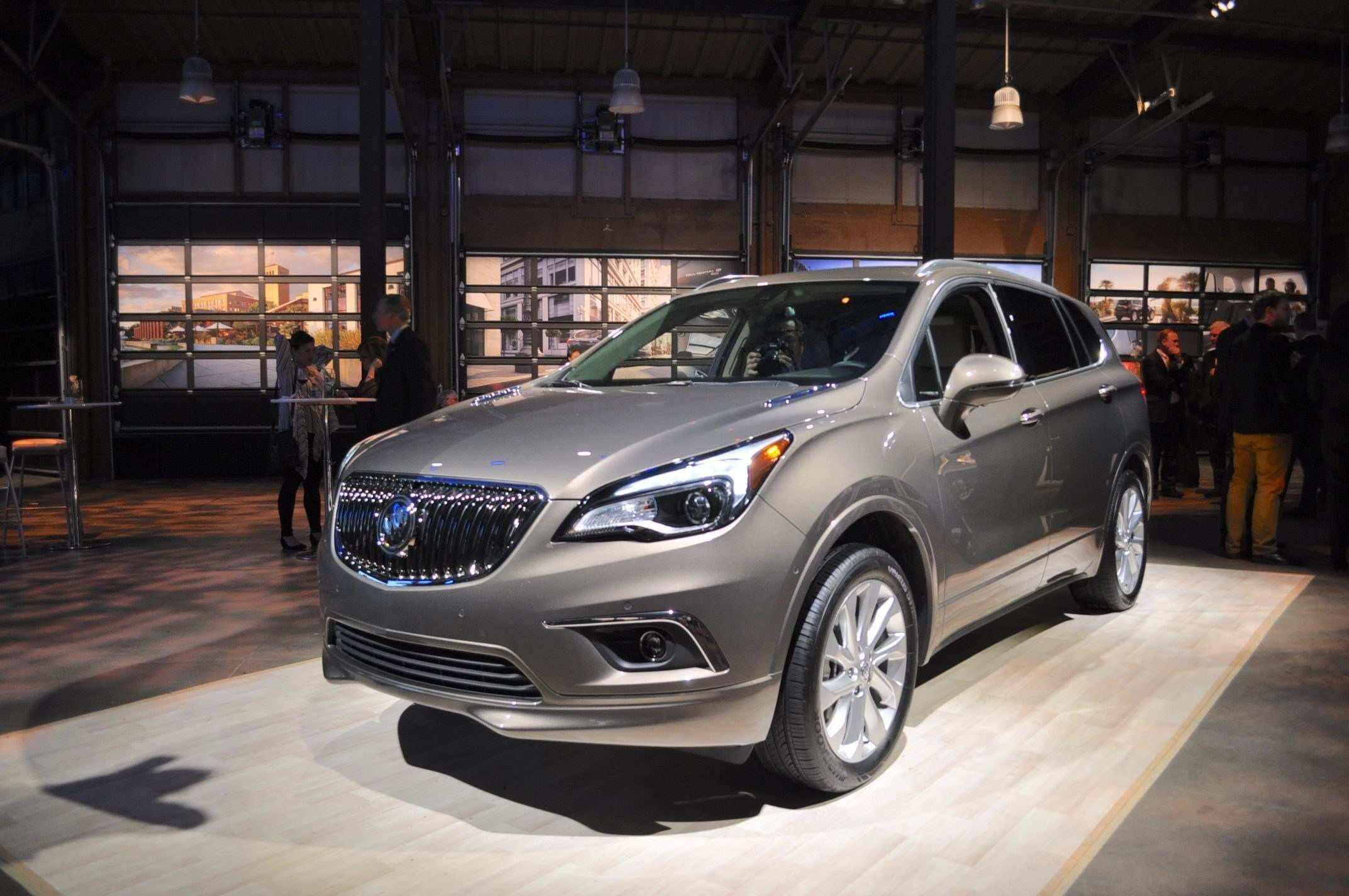 44 All New 2020 Buick Envision Picture by 2020 Buick Envision