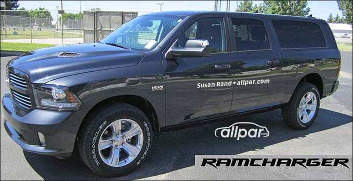 44 All New 2020 Ramcharger Configurations with 2020 Ramcharger
