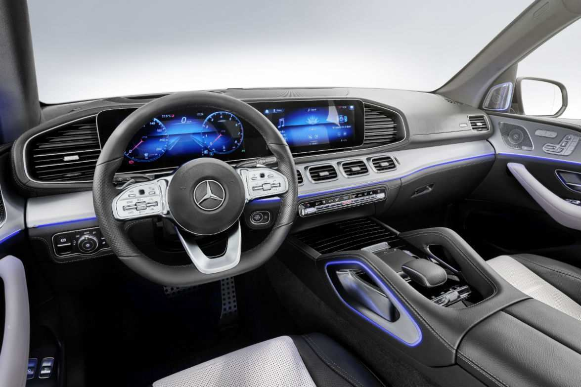 44 All New Mercedes Benz Gle 2020 Launch Date Engine by Mercedes Benz Gle 2020 Launch Date